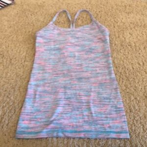 Other - Ivivva tank with built in sports bra